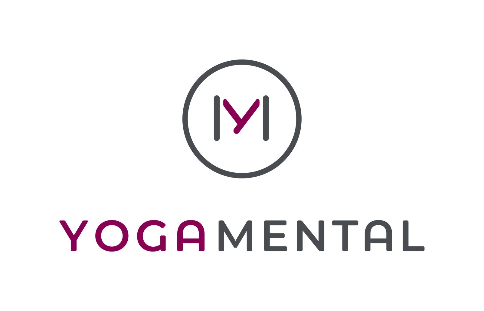 Logo, YogaMental